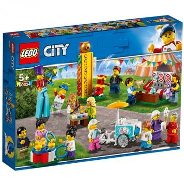 LEGO City Комплект минифигурок Весёлая ярмарка  60234