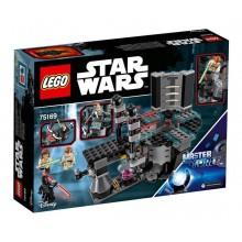 Конструктор Лего LEGO Star Wars TM Дуэль на Набу  75169