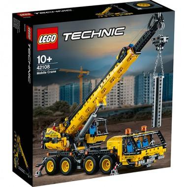 LEGO Technic Мобильный кран 42108