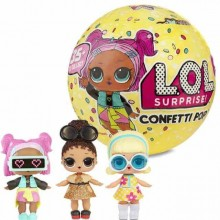 LOL Confetti Pop Series 3, шар ЛОЛ Конфетти поп серия 3