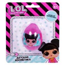 Детская декоративная косметика LOL в маленьком яйце на блистере, Corpa LOL5105