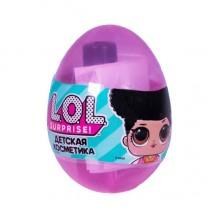 Детская декоративная косметика LOL в маленьком яйце (дисплей), Corpa LOL5106