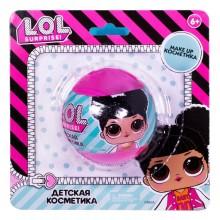 Детская декоративная косметика LOL в большом яйце на блистере, Corpa LOL5109
