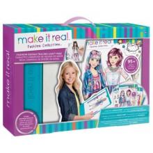 """Make it real 3502 Большой набор для творчества """"Дизайн одежды"""""""