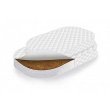 Комплект матрасов Nuvola Lux Dreem в кровать-трансформер Размер 840*110*590+1190*110*600.  01-22522