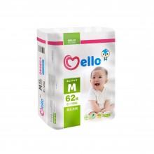 "Подгузники ""Mello"" M (6-10 кг) 62 шт."