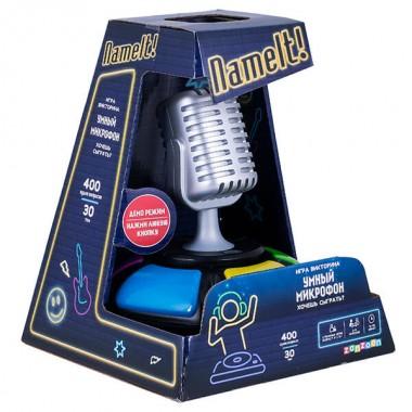 Умный микрофон игра интерактивная ZanZoon 1619102