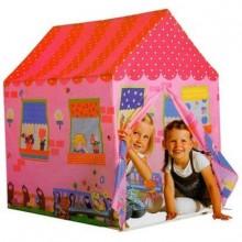 Детская палатка «Милый домик» розовая, 95х72х102см, от 2х лет
