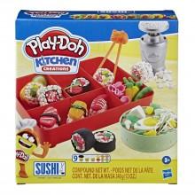 Play-Doh Набор Плей-До Суши E7915