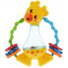 PlayGo 1550 Развивающая игрушка Жираф-погремушка, try me, 6м+