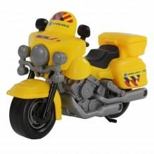 Мотоцикл скорая помощь NL (в пакете)  48097