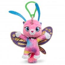 Фелисити-бабочка плюшевая мини-подвеска
