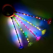 Нейроскакалка на одну ногу светящаяся