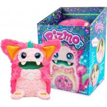 Rizmo Интерактивная игрушка. Ризмо розовый.