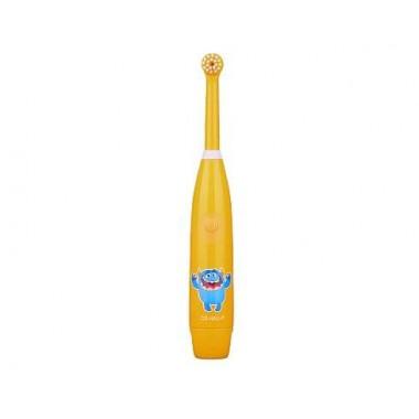 Электрическая зубная щетка CS Medica KIDS CS-462-P (персиковая)