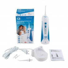Портативный ирригатор полости рта CS Medica AquaPulsar CS-3 Basic