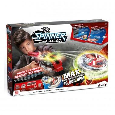 Бластер Spinner Mad одиночный Красный 86301
