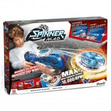 Бластер Spinner Mad одиночный Синий 86304