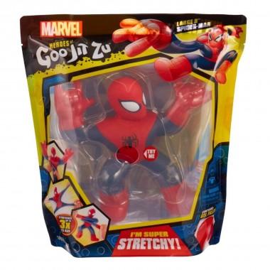 Гуджитсу Человек-Паук тянущаяся фигурка Goo Jit Zu 38182