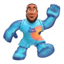 Гуджитсу Леброн Джеймс синий тян фиг Космический Джем тянущаяся фигурка Goo Jit Zu 39065