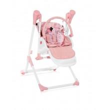 Детский стульчик-качели для кормления Lorelli Ventura 2 в 1, расцветка в ассортименте