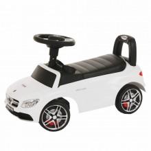 Каталка машинка Mersedes Benz White/Белый Pituso