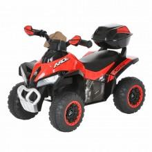 Каталка квадроцикл с багажником Pituso RED/ Красный