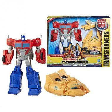 Hasbro Transformers E4218 ТРАНСФОРМЕР ОПТИМУС ПРАЙМ 28см