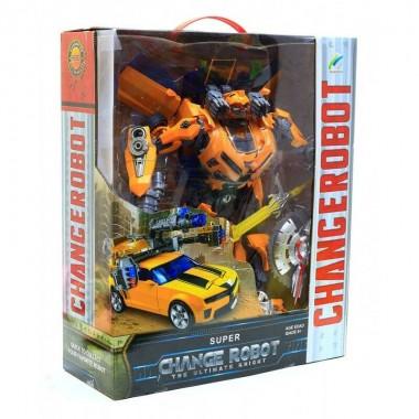 Бамблби Робот-трансформер, желтый Changerobot