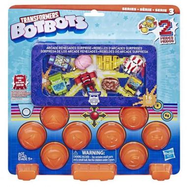 Hasbro Transformers E5362 Трансформеры Игровой набор 16 трансформеров Ботботс