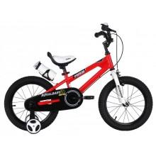 """ROYAL BABY Велосипед двухколесный FREESTYLE 16"""" Красный RED  RB16B-6"""