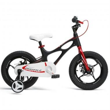 "ROYAL BABY Велосипед двухколесный SPACE SHUTTLE 16"" Черный BLACK"
