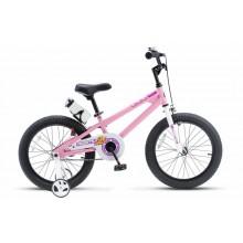 """ROYAL BABY Велосипед двухколесный FREESTYLE 16"""" Розовый PINK  RB16B-6"""