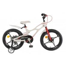 "ROYAL BABY Велосипед двухколесный SPACE SHUTTLE 16"" Белый WHITE  RB16-22-White"