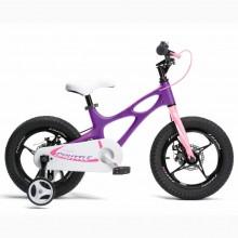 "ROYAL BABY Велосипед двухколесный SPACE SHUTTLE 16"" Пурпур PURPLE RB16-22-Purple"