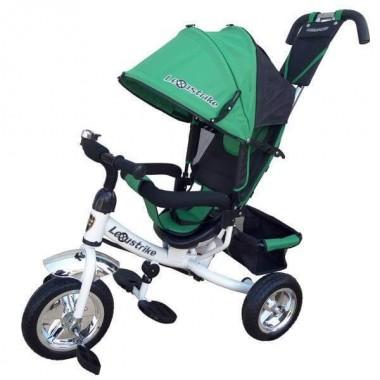 Велосипед 3-кол. Lexus trike зелёный