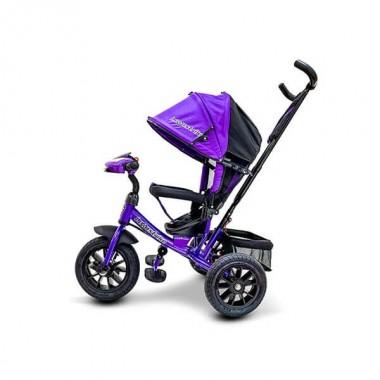 Велосипед трёхколёсный Lexus trike фиолетовый