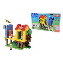 Play BIG Конструктор дом на дереве Peppa Pig