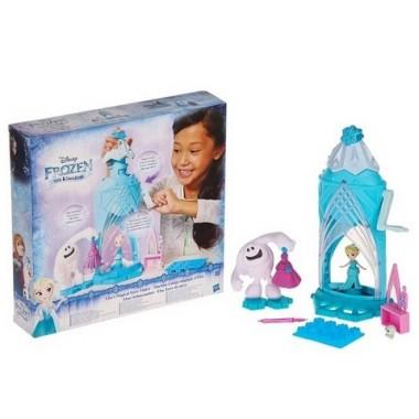 """Disney Princess Замок Эльзы """"Сделай волшебный снег"""""""